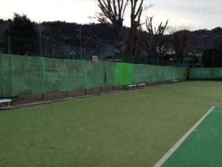 テニス防風ネット_d0155416_1573413.jpg