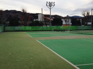 テニス防風ネット_d0155416_1575927.jpg