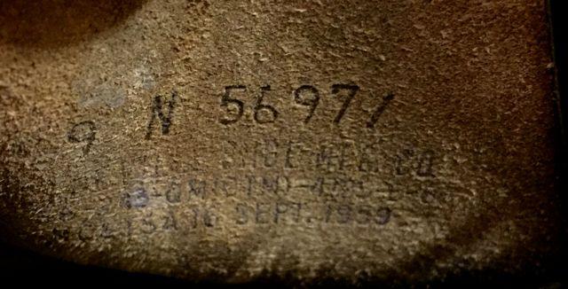 1月2日入荷!  デッドストック 50s MILITALY BOOTS !! _c0144020_18294366.jpg