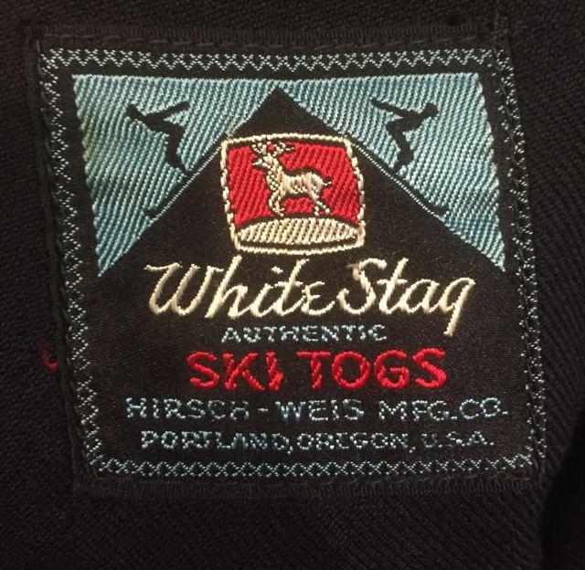 1月2日入荷!30s  SKI TOGS White stag ボールチェーン ジャケット!_c0144020_184884.jpg
