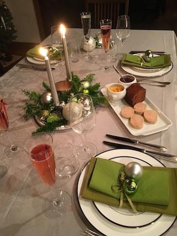 【今年のクリスマスディナー】_d0170823_09152239.jpg