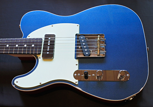 左用「Blue Silk MetallicのSTD-T 2本」が完成!_e0053731_16543022.jpg