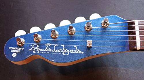 左用「Blue Silk MetallicのSTD-T 2本」が完成!_e0053731_16543532.jpg