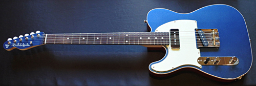 左用「Blue Silk MetallicのSTD-T 2本」が完成!_e0053731_16544480.jpg