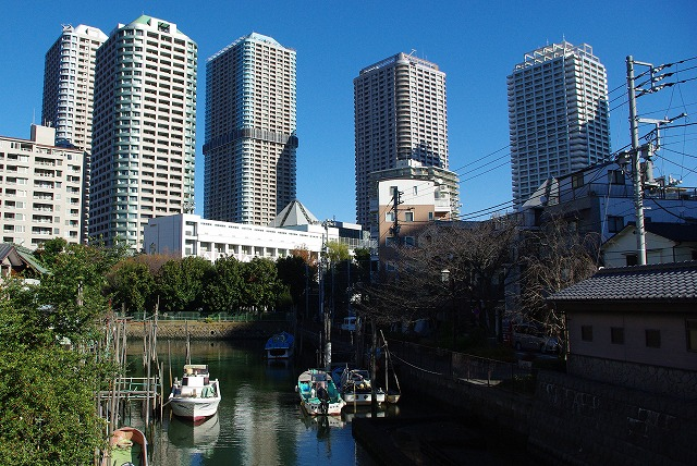 東京散歩(3)佃島_d0043136_16233812.jpg