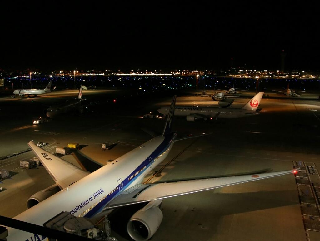羽田空港レポート_d0202264_17185244.jpg