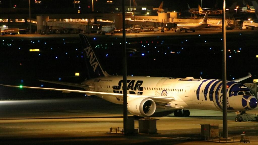 羽田空港レポート_d0202264_17190295.jpg
