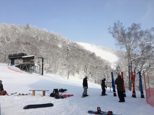 富良野スキー場⭐︎ファーストトラック!_c0151965_15113709.jpg