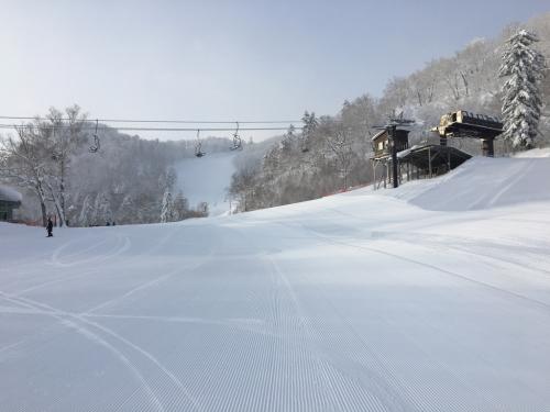 富良野スキー場⭐︎ファーストトラック!_c0151965_15113749.jpg