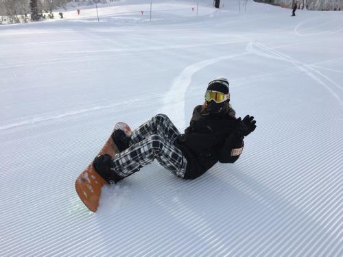 富良野スキー場⭐︎ファーストトラック!_c0151965_15113876.jpg