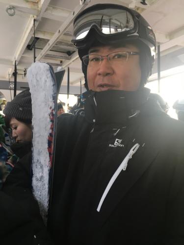 富良野スキー場⭐︎滑った後の朝ごはん_c0151965_15181042.jpg