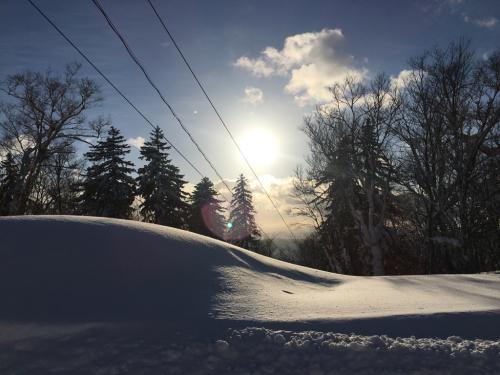 富良野スキー場⭐︎ラストスノーボード_c0151965_15510556.jpg