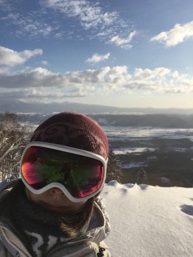 富良野スキー場⭐︎ラストスノーボード_c0151965_15510693.jpg