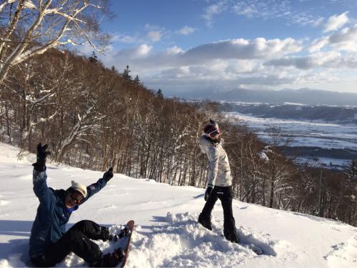 富良野スキー場⭐︎ラストスノーボード_c0151965_15510790.jpg