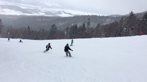 富良野スキー場⭐︎ラストスノーボード_c0151965_15510877.jpg