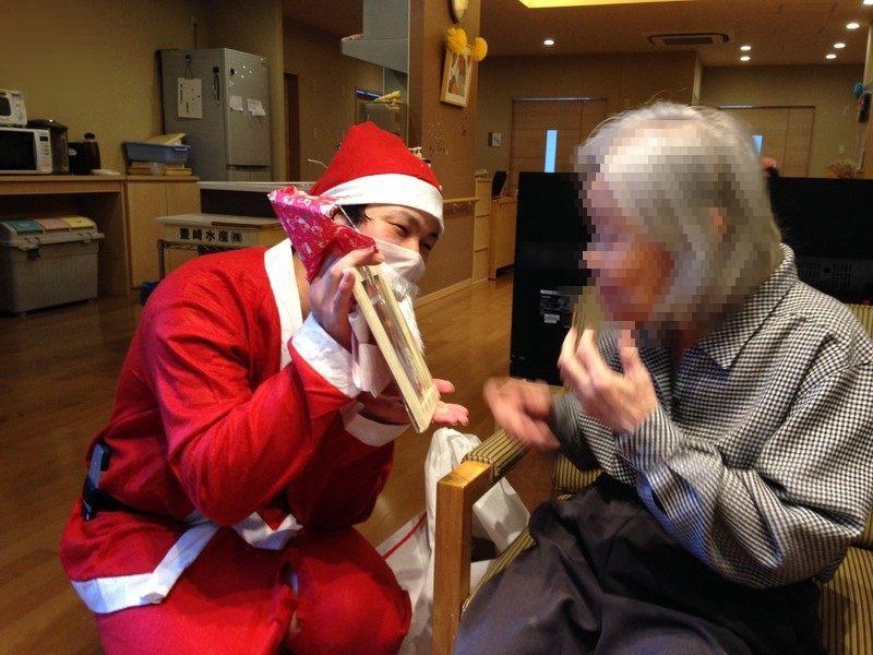 サンタさんからの贈り物_e0353178_17213615.jpg
