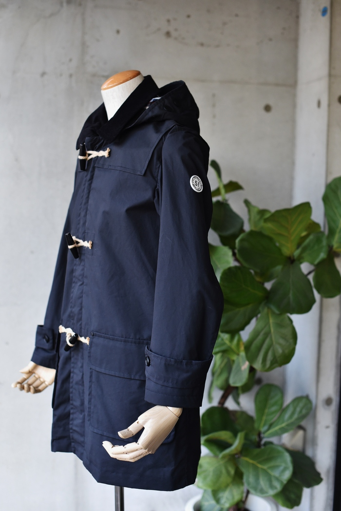 マニアな方へ。。。Gloverall ・・・ OILED CLOTH DUFFLE COAT JACKET!★!_d0152280_17102389.jpg