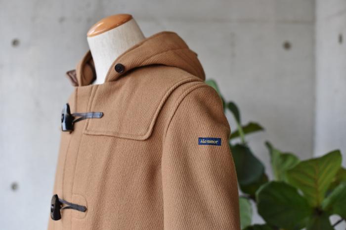 マニアな方へ。。。Gloverall ・・・ OILED CLOTH DUFFLE COAT JACKET!★!_d0152280_19134549.jpg
