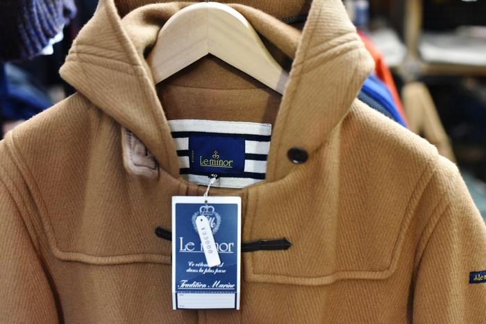 マニアな方へ。。。Gloverall ・・・ OILED CLOTH DUFFLE COAT JACKET!★!_d0152280_19151237.jpg