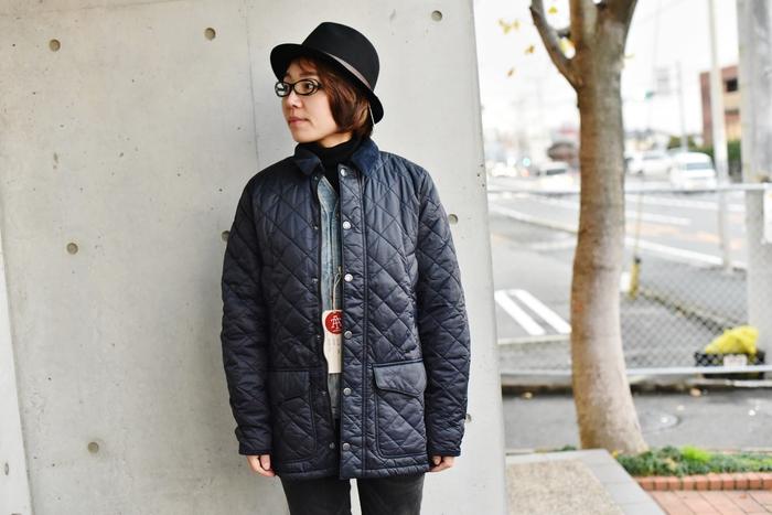マニアな方へ。。。Gloverall ・・・ OILED CLOTH DUFFLE COAT JACKET!★!_d0152280_19184737.jpg