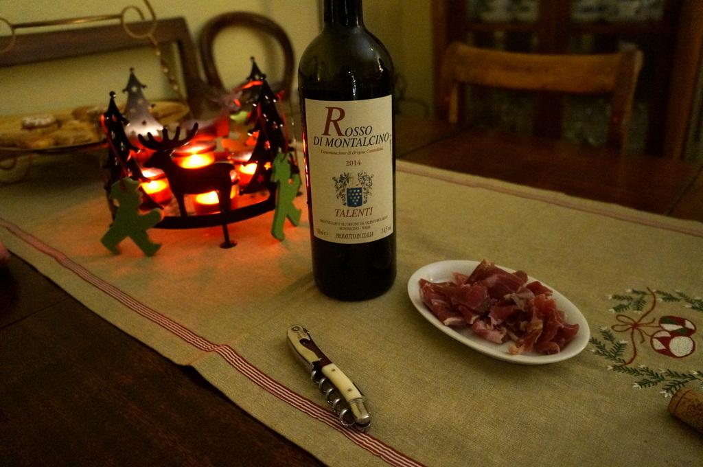 Rosso di Montalcinoと白トリュフ_c0180686_17521721.jpg