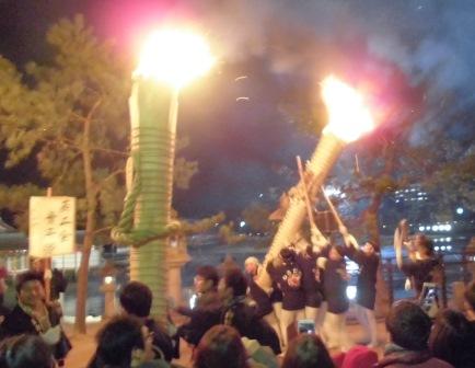 宮島学園 鎮火祭_f0229523_22102498.jpg