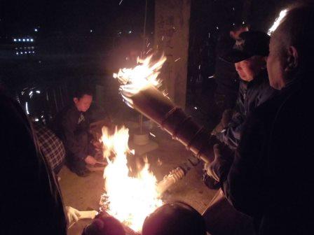 宮島学園 鎮火祭_f0229523_2211565.jpg