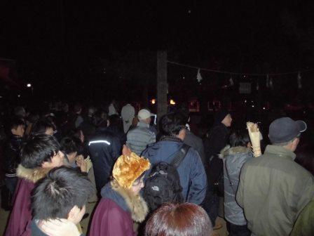宮島学園 鎮火祭_f0229523_22412328.jpg