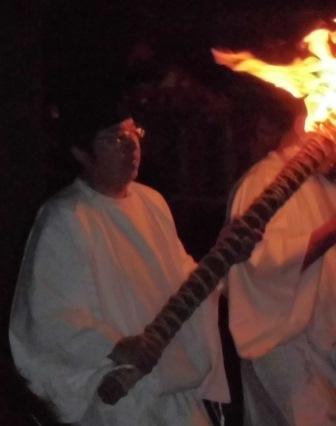 宮島学園 鎮火祭_f0229523_22423290.jpg