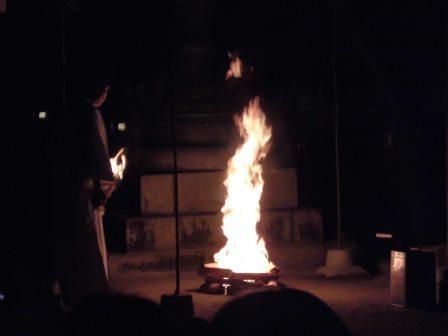 宮島学園 鎮火祭_f0229523_22425665.jpg