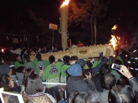宮島学園 鎮火祭_f0229523_2291428.jpg