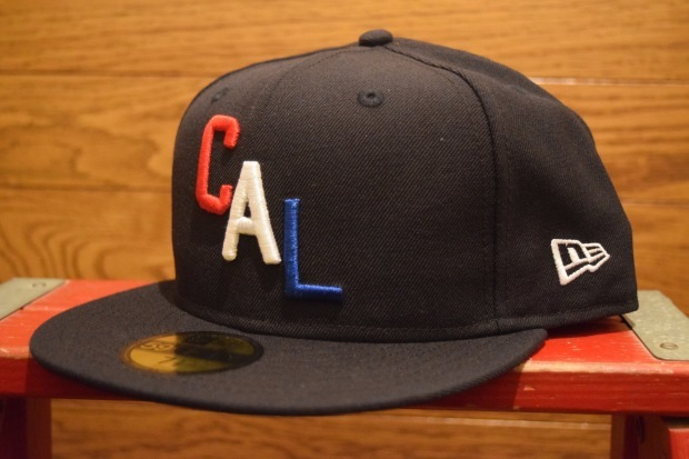 「NEW ERA×SD 59FIFTY CAL Logo Cap」!!_c0355834_15452852.jpg