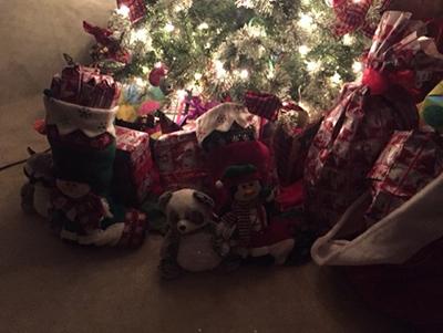今年最後のリボンレイレッスン&クリスマス_c0196240_14594587.jpg