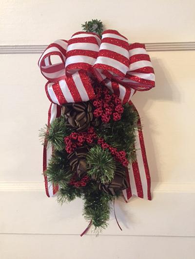 今年最後のリボンレイレッスン&クリスマス_c0196240_14595141.jpg
