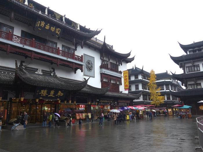 上海出張へ行く④ ~南翔饅頭店の小籠包~_f0232060_015818.jpg