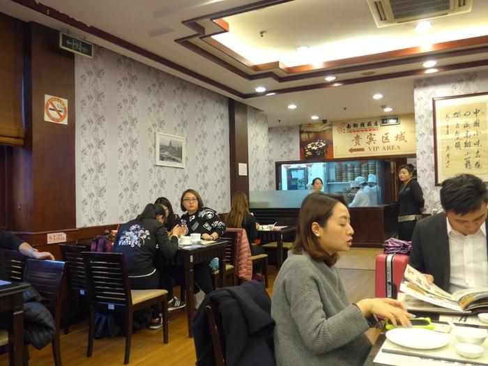 上海出張へ行く④ ~南翔饅頭店の小籠包~_f0232060_0384045.jpg