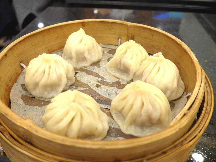 上海出張へ行く④ ~南翔饅頭店の小籠包~_f0232060_0421570.jpg