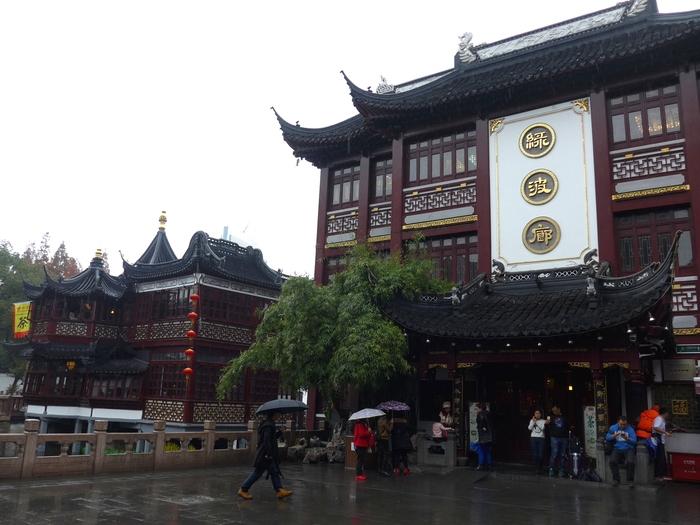 上海出張へ行く④ ~南翔饅頭店の小籠包~_f0232060_055859.jpg