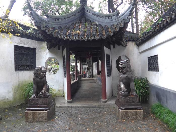 上海出張へ行く④ ~南翔饅頭店の小籠包~_f0232060_063199.jpg
