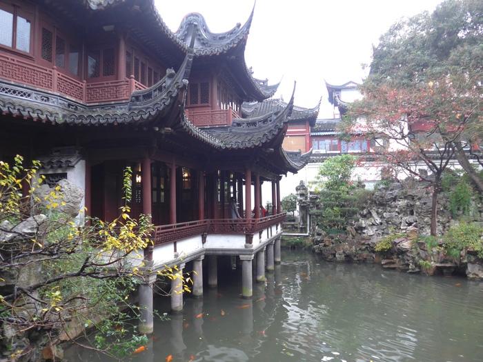 上海出張へ行く④ ~南翔饅頭店の小籠包~_f0232060_07131.jpg