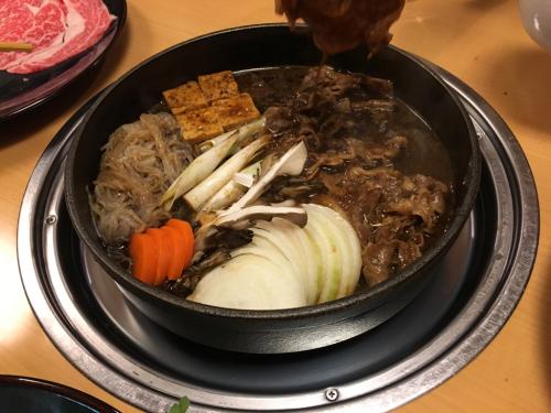 札幌⭐︎すきやき 三光舎_c0151965_15512545.jpg