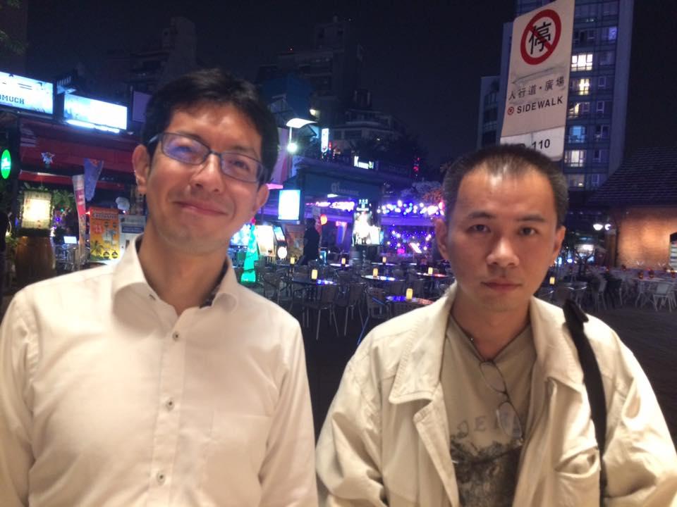 【中国語 繁体字 記事】 我去台灣了。(12/26-29)_f0121982_15574950.jpg
