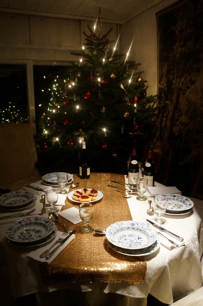 クリスマスイヴ、Witt邸にて_c0180686_23012160.jpg