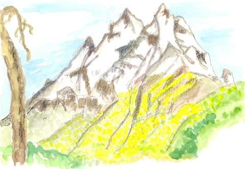 大晦日になりました・・・チベットの旅 そのⅠ_a0075589_20394545.jpg