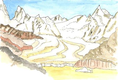 大晦日になりました・・・チベットの旅 そのⅠ_a0075589_20455553.jpg