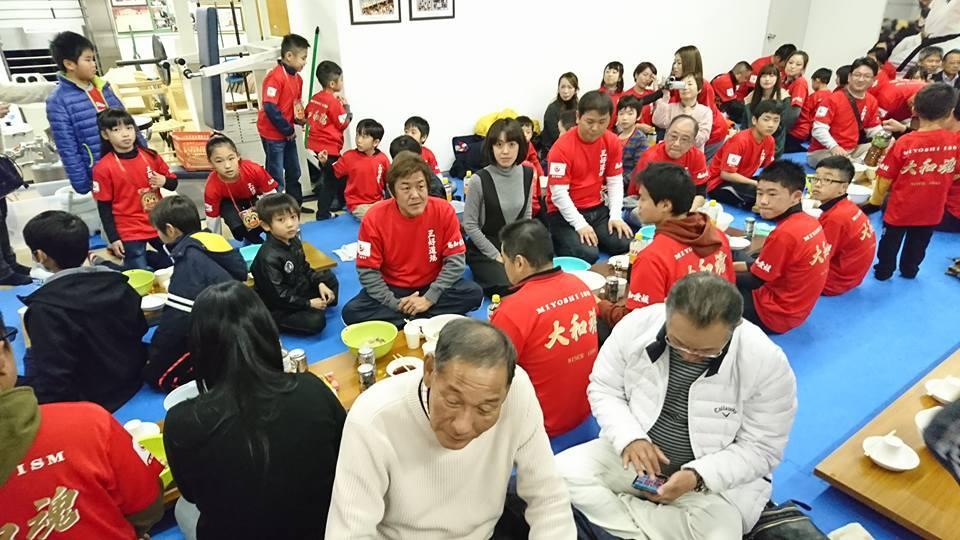 中谷元会長(衆議院議員 前防衛大臣)を迎えて、第82回鳥の水炊き会盛大に開催!_c0186691_17295527.jpg