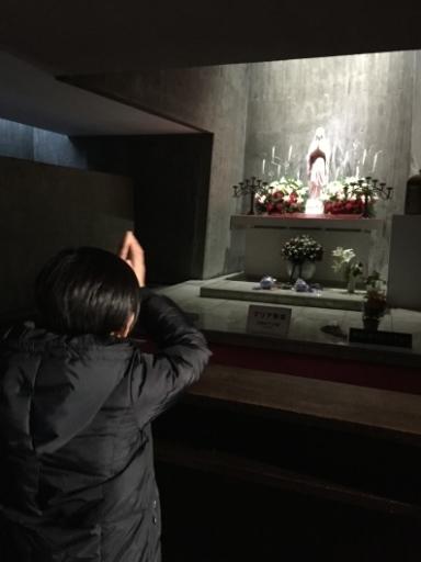 天使さんと教会へ ♡_c0203401_02490735.jpg