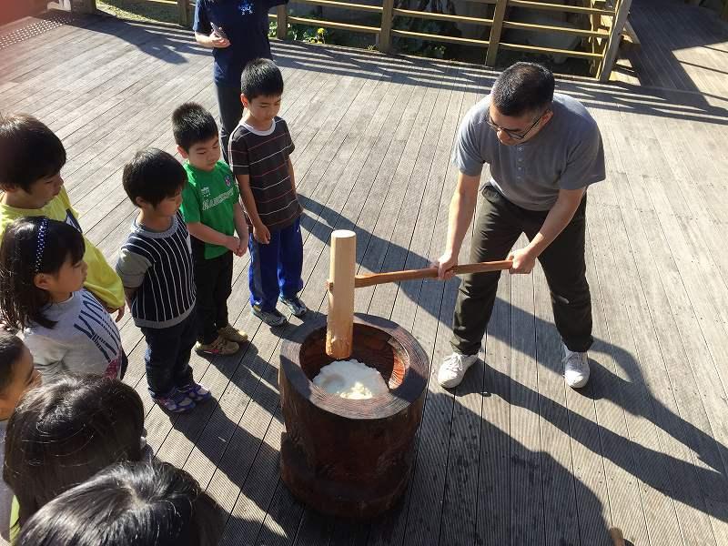 新春餅つき大会_f0121321_18391851.jpg