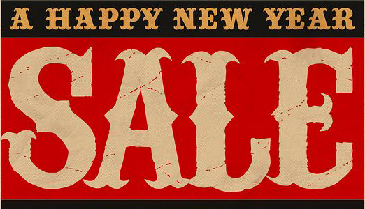 A HAPPY NEW YEAR SALE!_e0297245_19261001.jpg