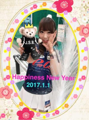 謹賀新年(*ฅ́˘ฅ̀*)♡_c0280087_19565802.jpg